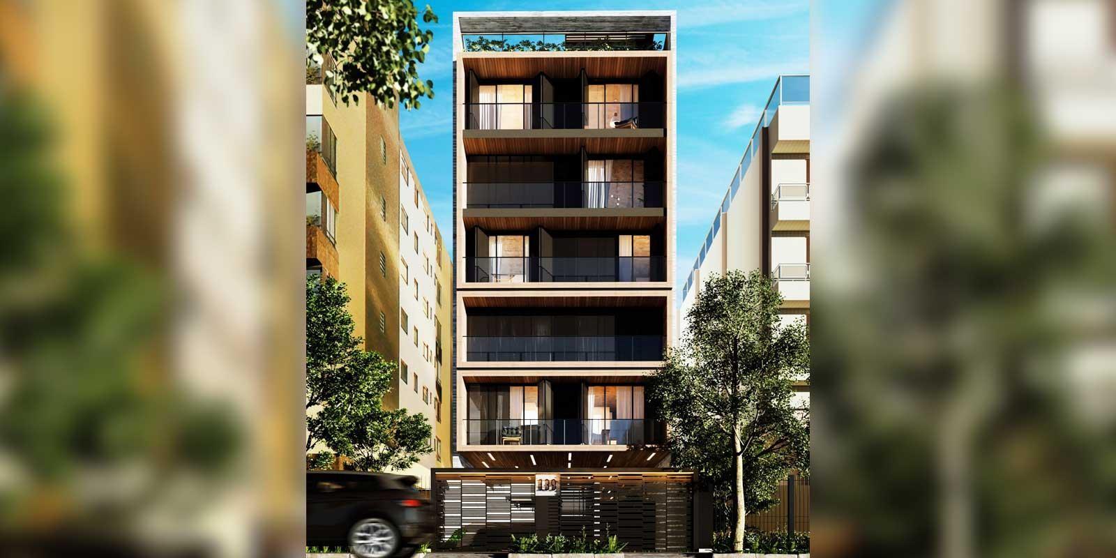 TPS Imóveis - Veja Foto 2 de 20 do Apartamentos com 1 ou 2 suítes com piscina na cobertura