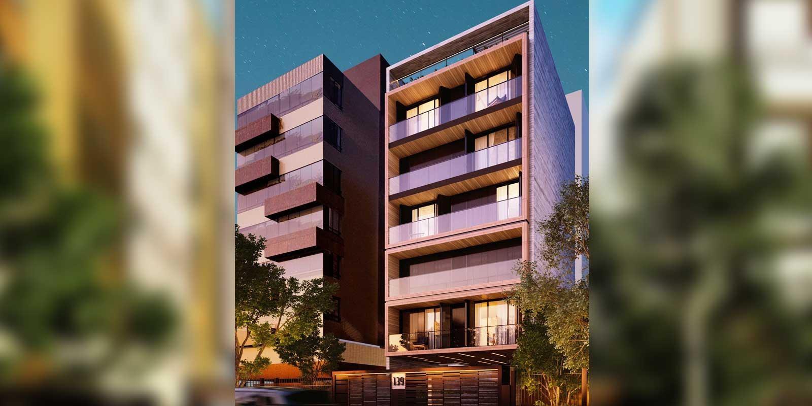 TPS Imóveis - Veja Foto 3 de 20 do Apartamentos com 1 ou 2 suítes com piscina na cobertura