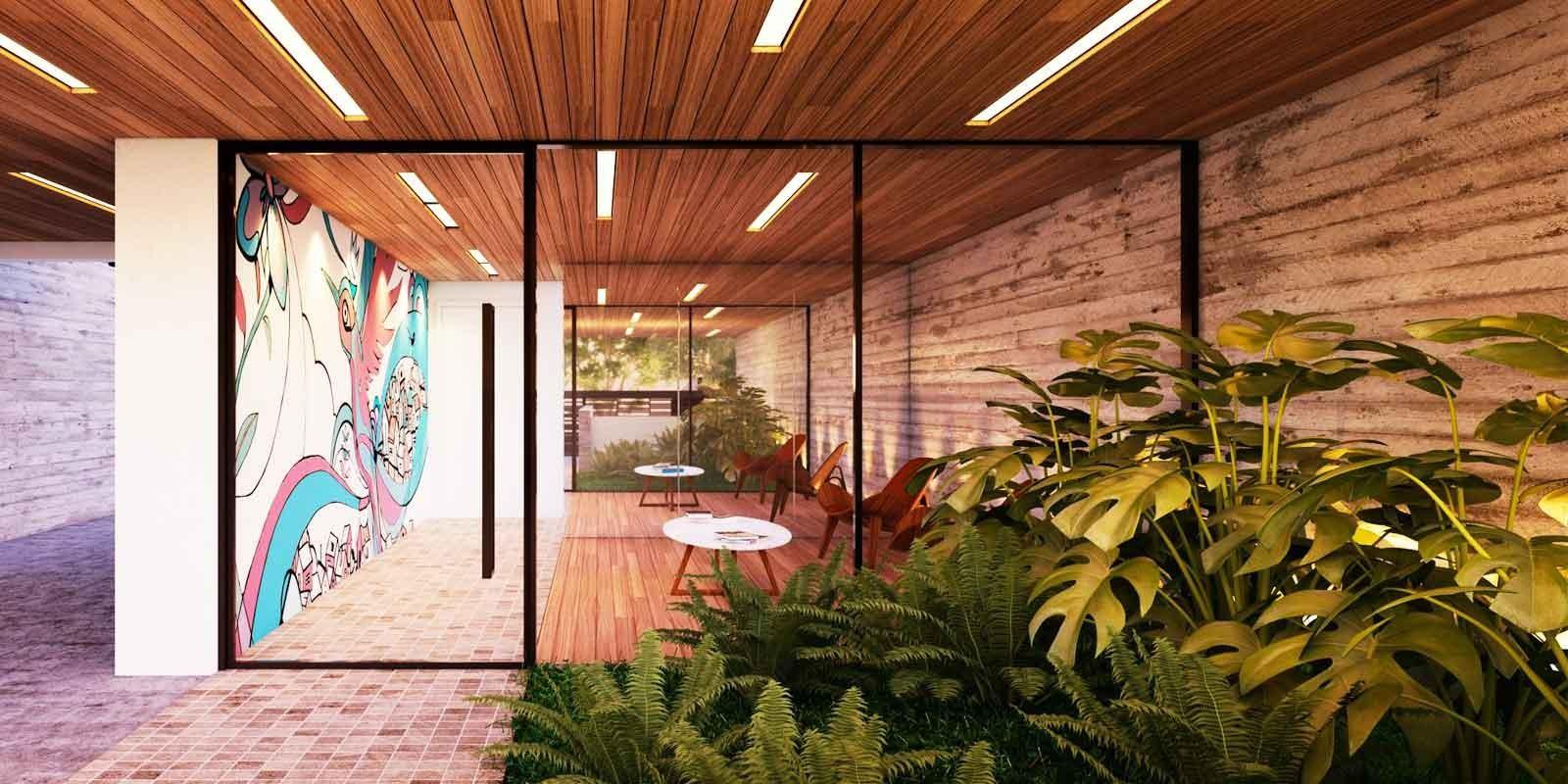 TPS Imóveis - Veja Foto 4 de 20 do Apartamentos com 1 ou 2 suítes com piscina na cobertura
