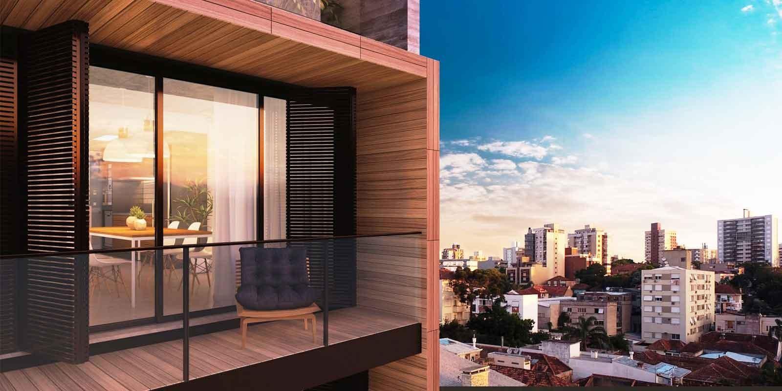 TPS Imóveis apresenta Apartamentos com 1 ou 2 suítes com piscina na cobertura