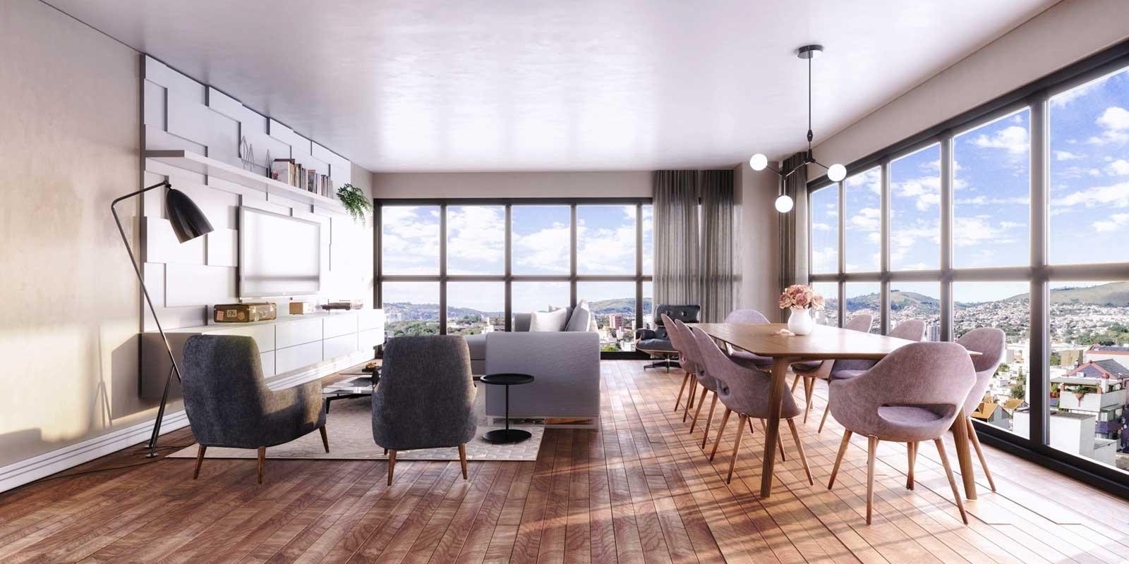 TPS Imóveis apresenta Apartamento Amplo 3 Dormitórios em Porto Alegre